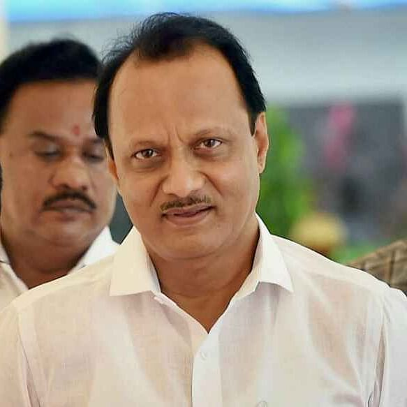 Shiv Sena riled after 5 corporators join NCP in presence of Ajit Pawar in Baramati