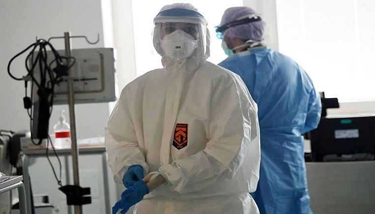 "WHO warns ""eye of storm"" as some European countries start to ease anti-virus measures"
