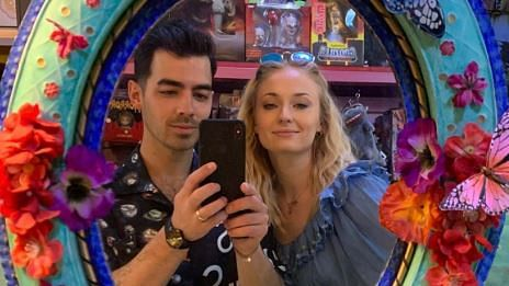 Sophie Turner: COVID-19 lockdown is like a prison for Joe Jonas