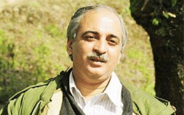 Former IAS officer Vinay Sheel Oberoi passes away, Smriti Irani pays her respects