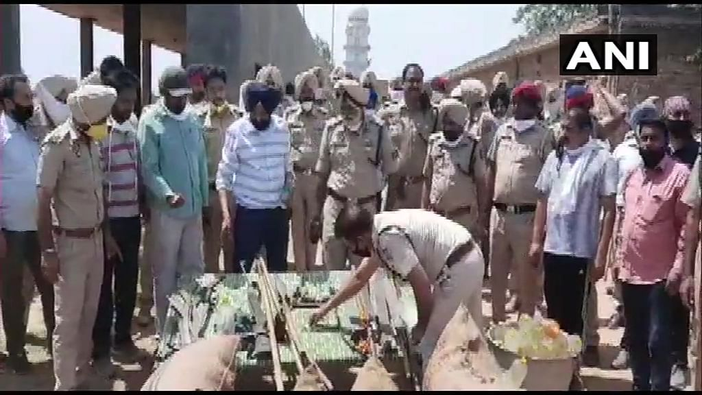 Punjab cop's hand chopped off: 9 persons arrested; guns, petrol bombs recovered