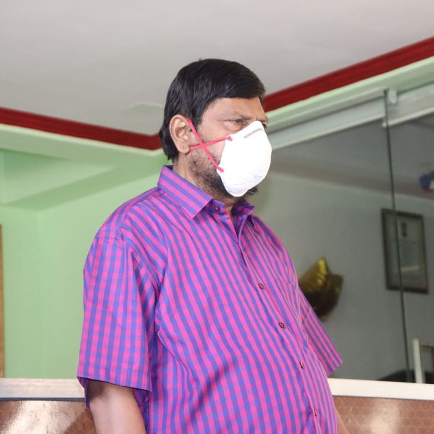 Security guard at Ramdas Athawale's residence tests COVID-19 positive