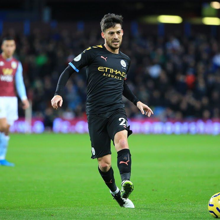 'Incredible person': Man City's David Silva picks his best Premier League player