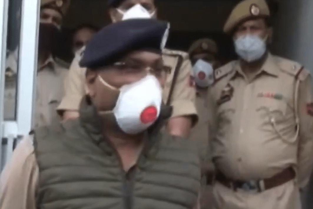 Jammu and Kashmir Police Chief Dilbag Singh