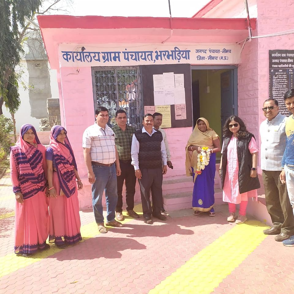 Madhya Pradesh: Bharbhadiya wins national child friendly village award