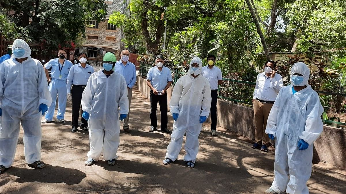 Mumbai: Rank apathy for frontline warriors; 4 Civic hospitals turn cop with Covid symptoms away