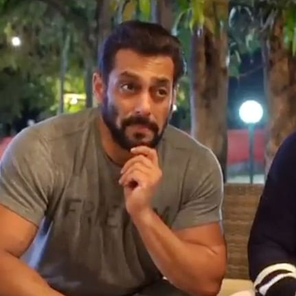 'Haven't seen my father since 3 weeks': Salman Khan shares his lockdown experience at Panvel farmhouse