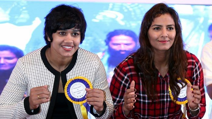 Geeta Phogat defends sister Babita over bigoted tweet, says 'Hum needar hokar desh ke liye bolte rahege'