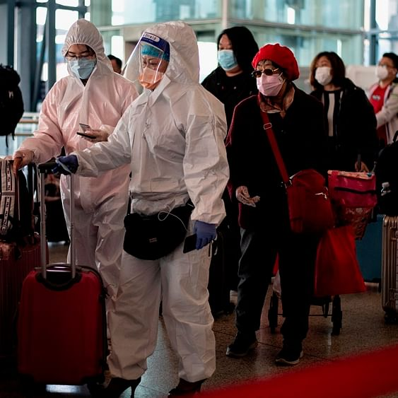 Coronavirus latest updates: China reports 105 new COVID-19 cases, including 96 in Xinjiang