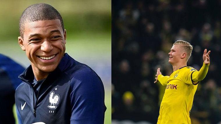 More big-names: Kylian Mbappe, Erling Haaland in Real Madrid's radar