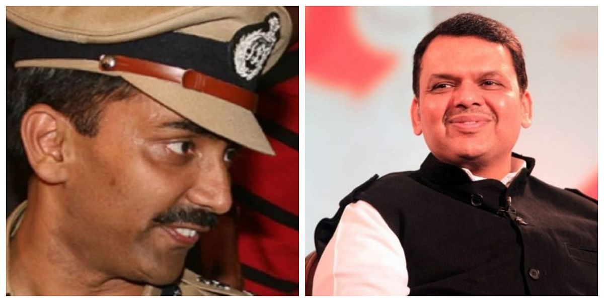IPS officer that granted travel permission to Wadhawans was appointed by Devendra Fadnavis: Shiv Sena