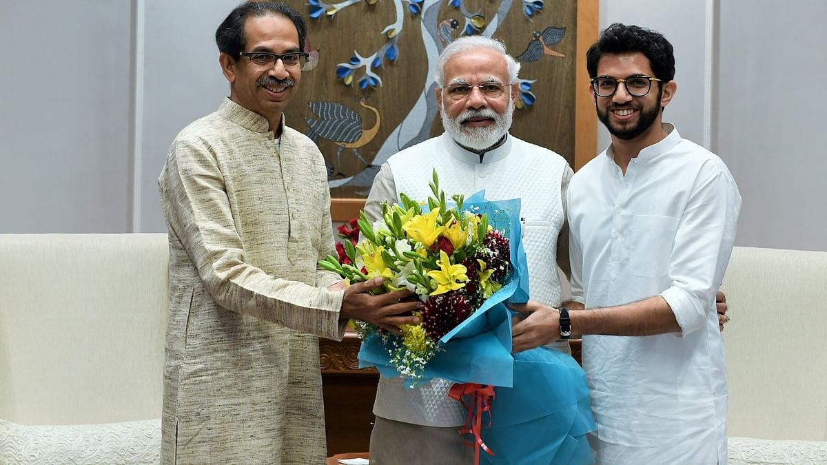 Coronavirus in Maharashtra: CM Uddhav Thackeray interacts with opposition leaders on ways to contain virus