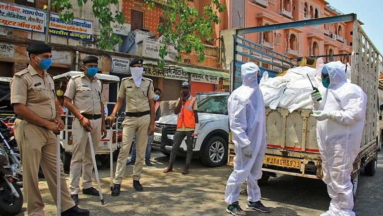 Coronavirus updates from India and the world: Total number of COVID-19 cases in Maharashtra rises to 6,427