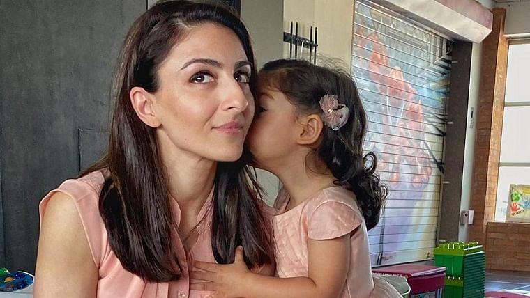Quarantine Diaries: Soha Ali Khan says lockdown has brought her family closer