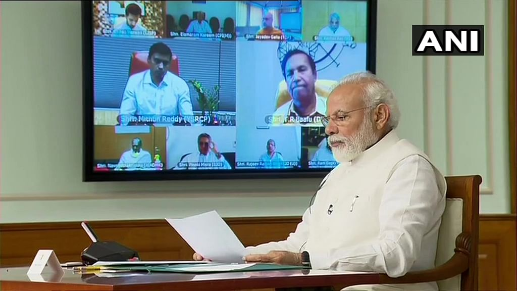 Coronavirus lockdown will not be lifted in one go: PM lets cat out of the bag to Opposition leaders