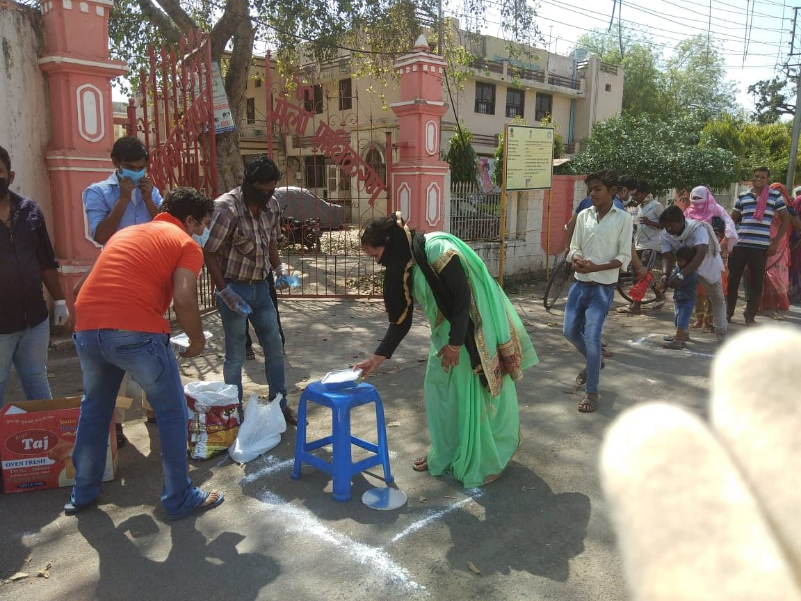 Here's how Indore celerated Easter on Sunday