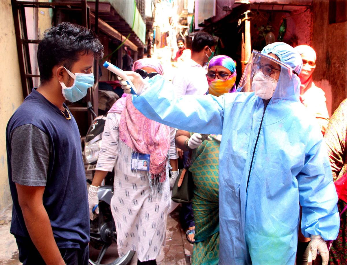 Coronavirus in Mumbai: 26 new cases in Dharavi, death toll reaches 9 so far