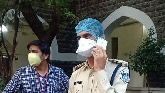 Reserve Inspector Jai Singh Tomar