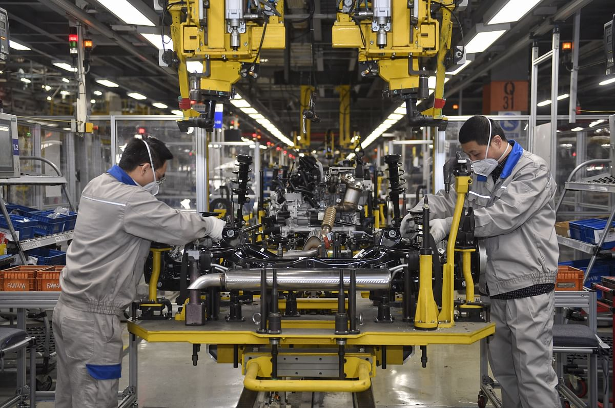 Auto sector bounces back in China
