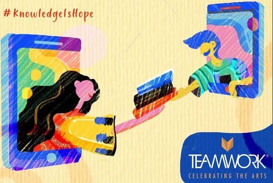 Teamwork Arts announces an exciting digital literature series