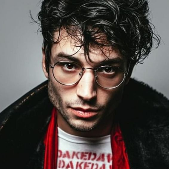 Viral video shows 'Justice League' actor Ezra Miller choking a woman before throwing her to the ground