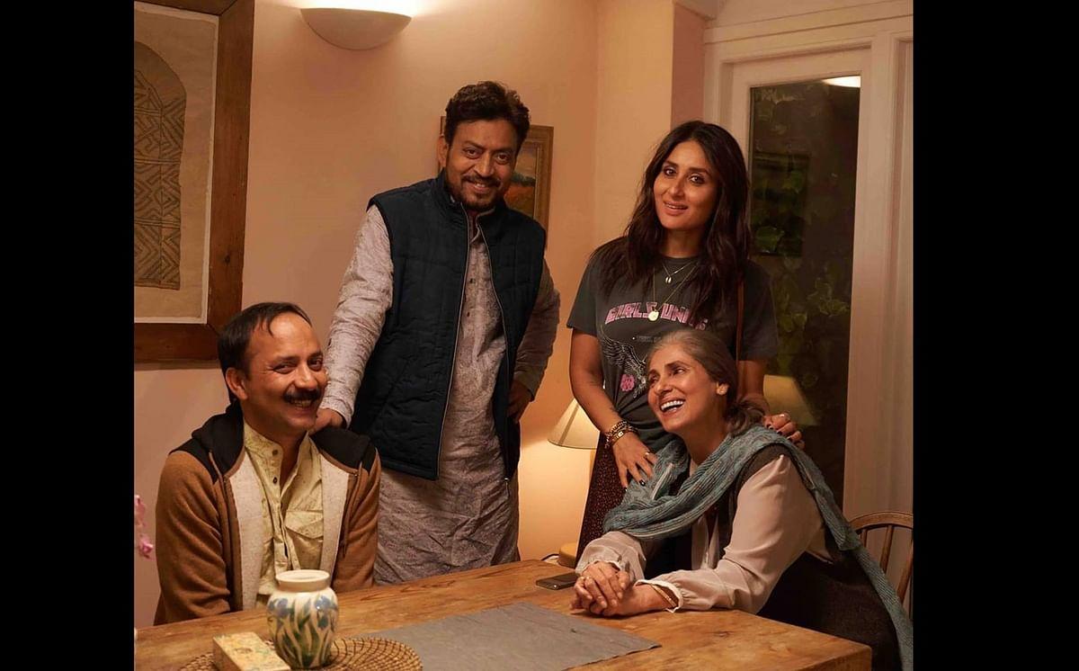 Irrfan Khan death: Kareena Kapoor Khan and entire Angrezi Medium cast bid adieu to the actor