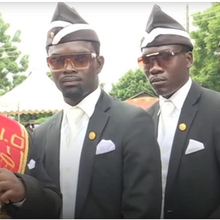 Ghanaian Funeral Meme: All you need to know about the meme that has gone viral amid coronavirus lockdown