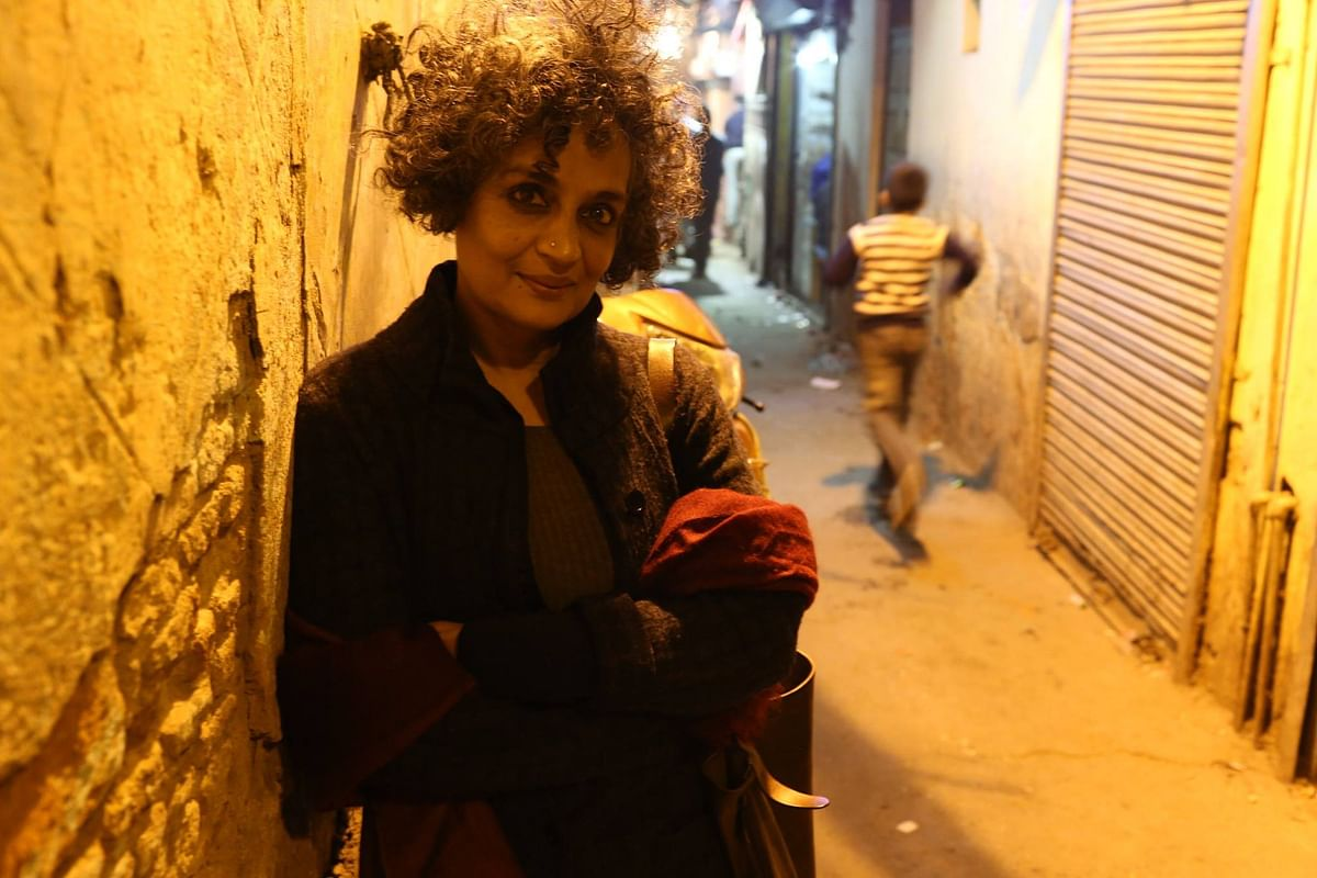 Arundhati Roy compares PM Modi to Hitler, claims 'coronavirus' pandemic 'almost genocidal'