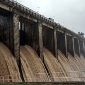 Navi Mumbai: Amid heavy rainfall, NMMC's Morbe Dam nears capacity; officials hope for overflow