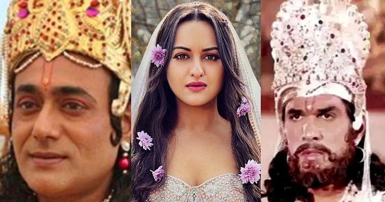 Krishna Vs Bhishma Nitish Bharadwaj Responds To Mukesh Khanna S Jibe At Sonakshi Sinha