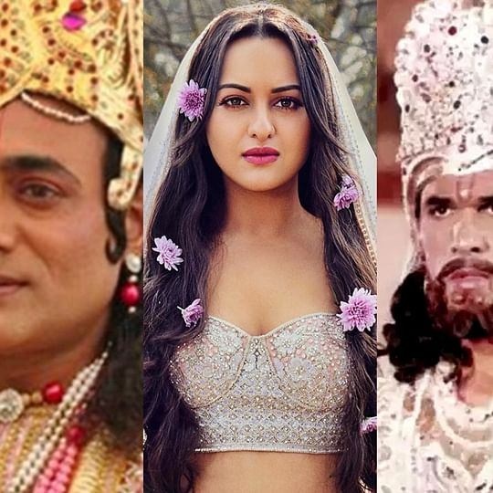 Krishna vs Bhishma: Nitish Bharadwaj responds to Mukesh Khanna's jibe at Sonakshi Sinha