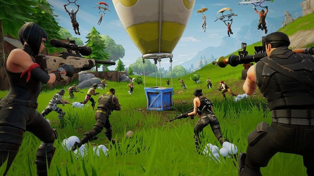 How To Download And Play Fortnite For Free On Pc The #1 battle royale game! play fortnite for free on pc