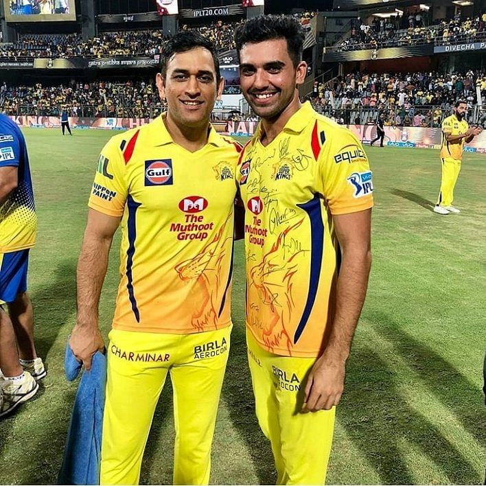 After 'losing touch', MS Dhoni switches from PUBG to Call of Duty: Mobile, reveals Chennai Super Kings teammate Deepak Chahar