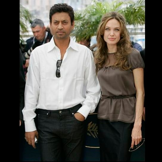 Irrfan Khan death: Angelina Jolie pays homage to her 'A Mighty Heart' co-star, says it was a privilege to work with him