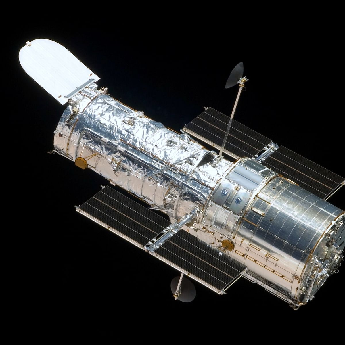 Hubble Space Telescope has yielded 1.4 mn observations in the last three decades