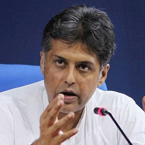 Congress' Manish Tiwari questions lack of testing in India; says looking at cases & deaths as percentage of population is misleading