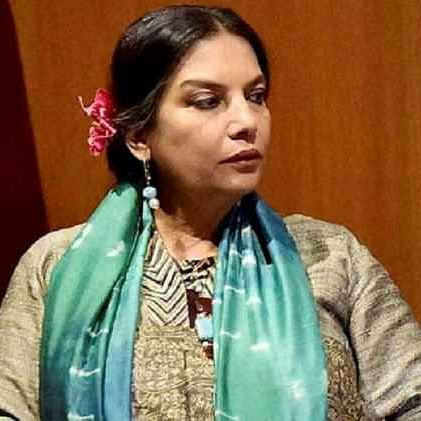 Shabana Azmi called out for sharing pics of 2 Pak boys and trying to pass them off as Indians