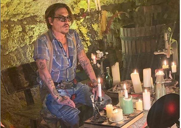 Finally! Johnny Depp makes Instagram debut, shares special message for fans