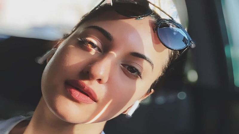Quarantine diaries: Sonakshi Sinha sits in her parked car to remember what it feels like