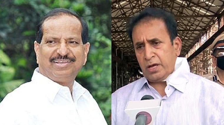 MERC Chairman threatens to 'expose' Maharashtra Home Minister Anil Deshmukh, BJP leader Ganesh Naik
