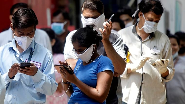 Maharashtra's coronavirus tally crosses 41,000-mark; 64 new deaths