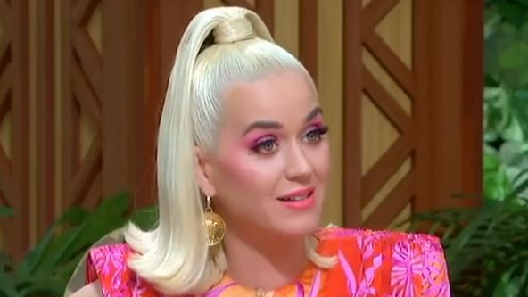 Katy Perry to name daughter after late grandmother