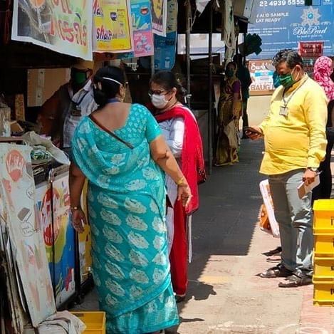 Rs 1,000 fine for Vasai-Virar shopkeepers for not wearing masks and keeping hand sanitisers