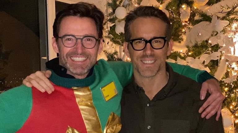 Ryan Reynolds reignites hilarious feud with Hugh Jackman by trolling his wedding anniversary post