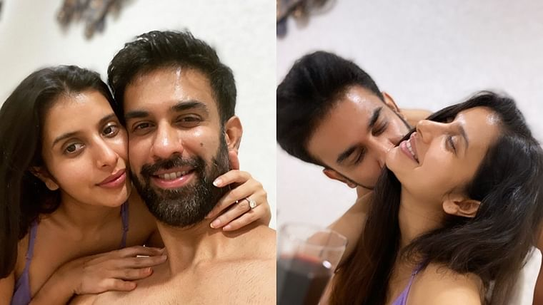 Sushmita Sen's brother Rajeev and bhabhi Charu Asopa trolled for sharing 'private' photos amid quarantine
