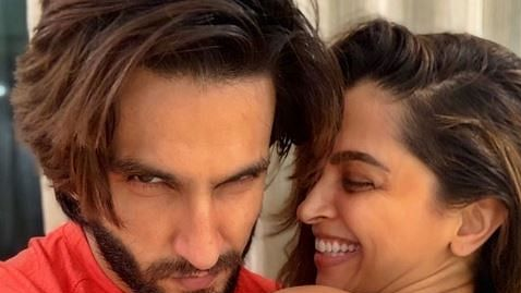 Wanna be Marie Kondo': Deepika Padukone shares adorable picture of 'husband' Ranveer Singh taking nap