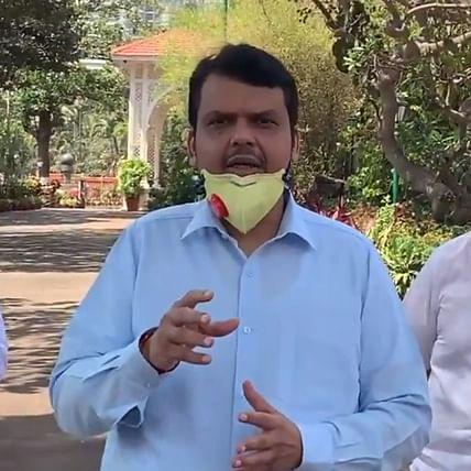Devendra Fadnavis meets Maha Guv, claims Uddhav Thackeray govt terrorising journalists
