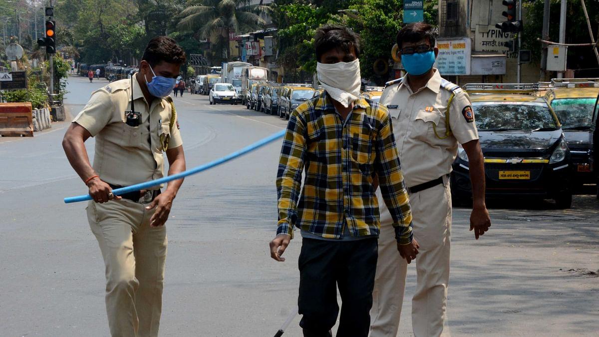 Coronavirus in Mumbai: 62,987 booked for defying lockdown laws in state, 9k in city
