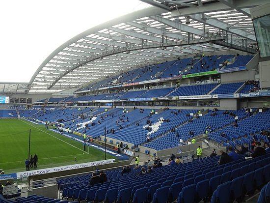 After Tottenham Hotspur, Brighton's Amex stadium to become coronavirus testing centre