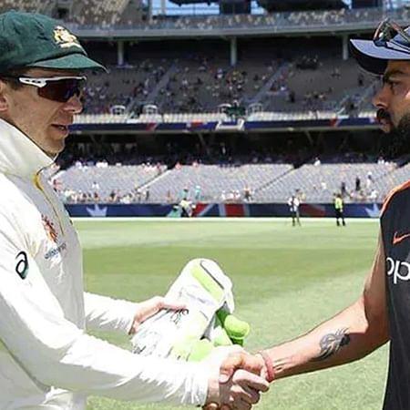 Australian cricketers 'love to hate' Virat Kohli, says Tim Paine